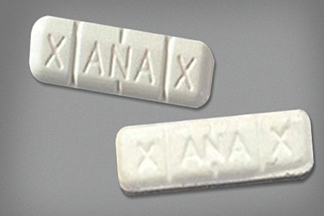 lithium and xanax together